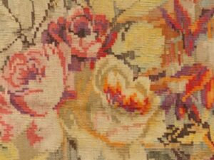 Tyrkisk Rosen tæppeelim tæppe
