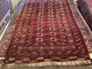 Afgan Bochara tæppe