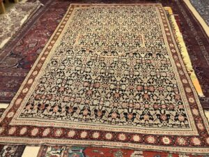 Iransk Karadach tæppe