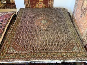 Iransk Herati tæppe