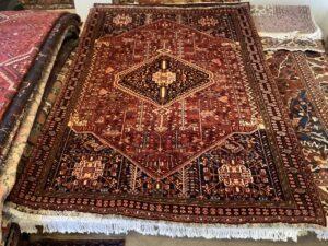 Iran Kasquai Koohi tæppe