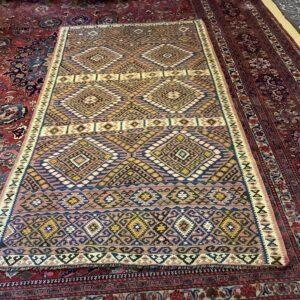 Tyrkisk Van kelim tæppe
