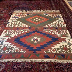 Øst anatolsk kelim tæppe