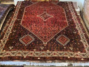 Iransk Shiraz tæppe