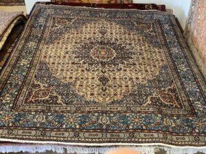 Iransk Moud tæppe
