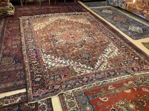 Persisk Heriz Karadja