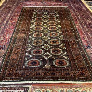 Iransk Belouch, antikt