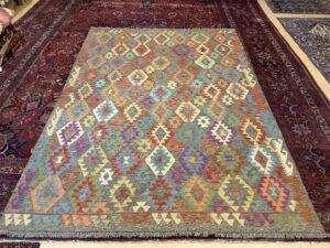 Afghansk kelim
